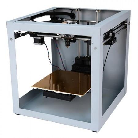 Компания Solidoodle представила 3 е поколение 3D принтеров