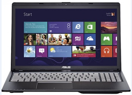 В каталоге Best Buy появился новый ноутбук ASUS Q500