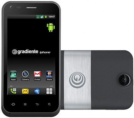 iphone Neo One   бразильский смартфон от IGB Electronica SA