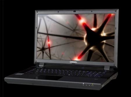 Геймерский ноутбук Origin EON17 SLX позволит ощутить настоящий прилив адреналина!