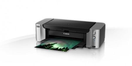 Canon выпустил 2 новых профессиональных принтера: PIXMA PRO 100 и PIXMA PRO 10