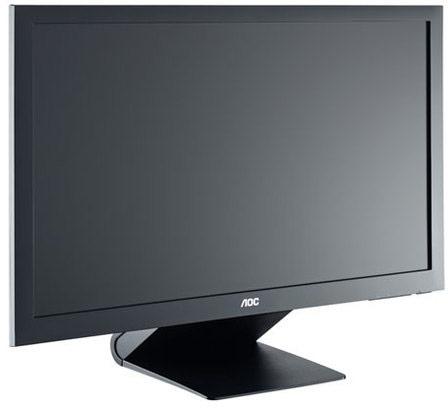 AOC предлагает геймерам свой новый монитор e2462Vwh