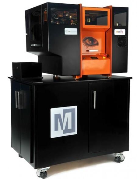 Компания Mcor Technologies показа свой новый 3D принтер