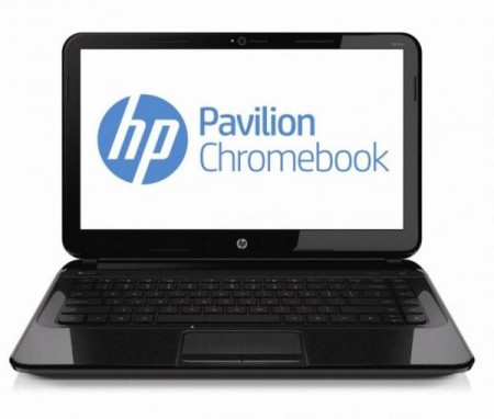 Началась реклама HP Pavillion Chromebook 14 c010us