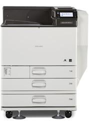 Ricoh предлагает 2 новых цветных лазерных принтера для небольших офисов