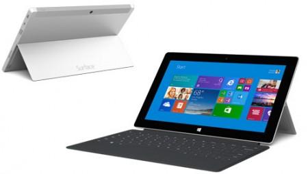 Microsoft представила Surface 2 и Surface Pro 2