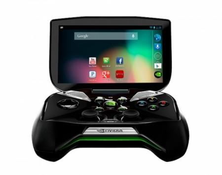 NVIDIA показала портативную игровую консоль Project Shield