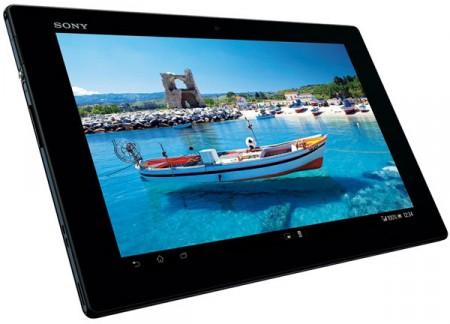 Sony показала Xperia Tablet Z   самый тонкий 10 дюймовый планшет!