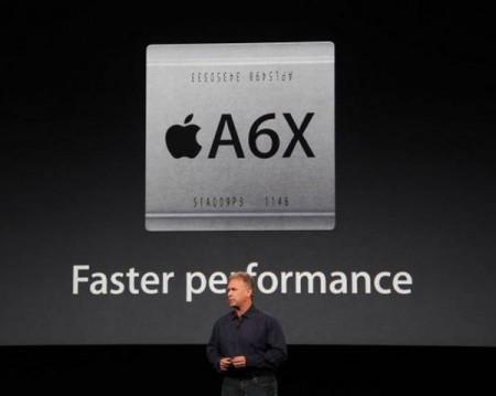 Apple заказа процессоры A6X в компании TSMC