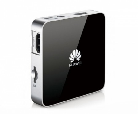 Huawei представила мультимедийный плеер Media M310