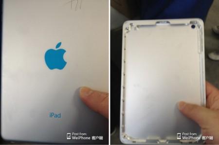 Появился первый снимок корпуса нового iPad mini