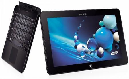 Новый ультрабук трансформер Ativ Smart PC Pro 700T от Samsung