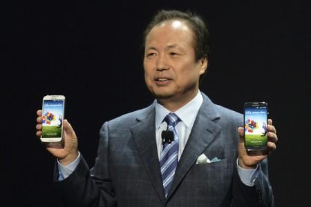 Корейцы показали Galaxy S4