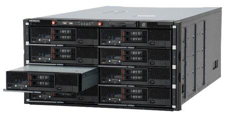 Hitachi Compute Blade 500   2 процессора Intel Xeon E5 2600