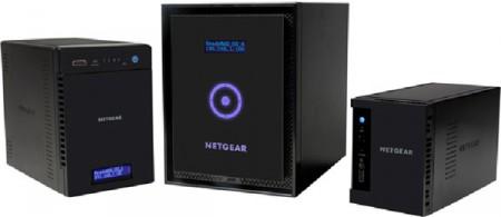 Netgear представила новые сетевые накопители ReadyNAS