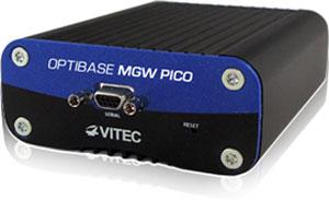 Vitec MGW Pico   самый маленький кодер из Full HD в H.264 в мире!