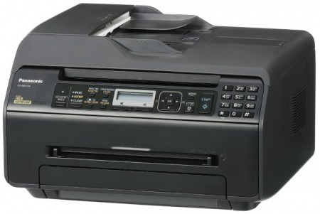 Panasonic показал новый МФУ KX MB1536RU