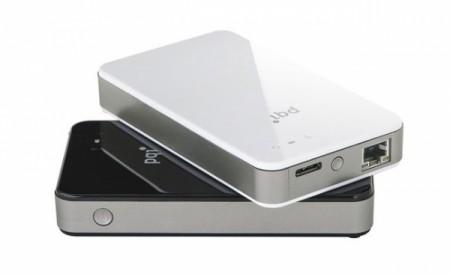 PQI Air Bank 6W31   сетевое хранилище и Wi Fi точка доступа