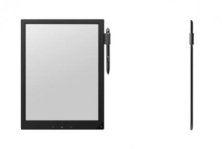 Планшет Sony с экраном E Ink