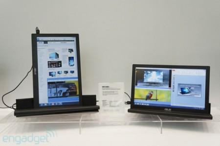 Asus показала на Computex 2013 новые мониторы с Ultra HD, сенсорными экранами и USB