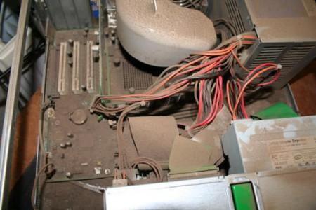 Как почистить компьютер от пыли, дельные советы