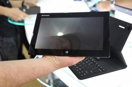 Lenovo представила 2 новых планшета на Windows 8
