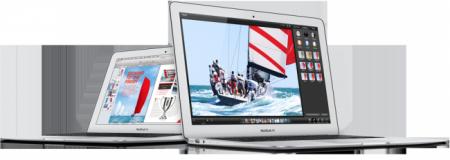 Apple показала новые модели MacBook Air