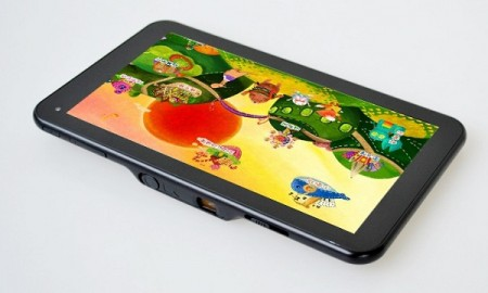 SmartQ U7   планшетный компьютер с пико проектором