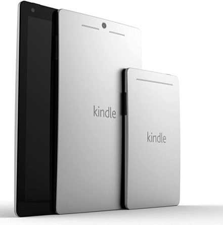 Amazon Kindle Fire HD   новые подробности