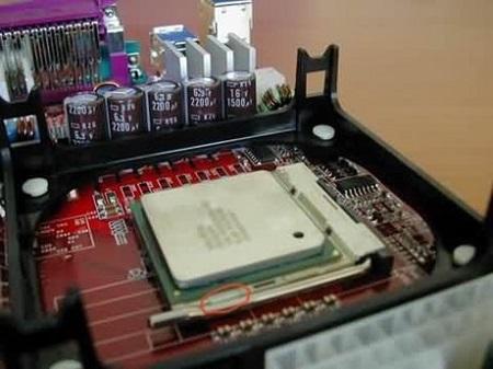 Как поменять процессор, пошаговая инструкция