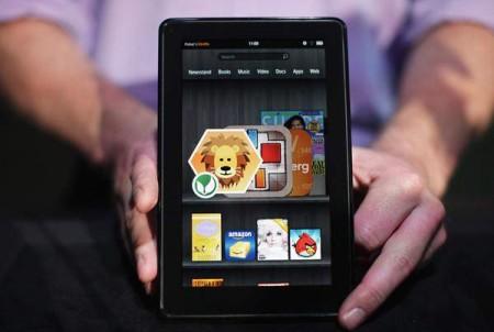Amazon собирается обновить свои планшеты Kindle Fire