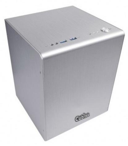 Компания Cubitek представила мультимедийный корпус Mini Center