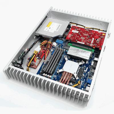 CyberPowerPC Zeus   новый бесшумный HPTC