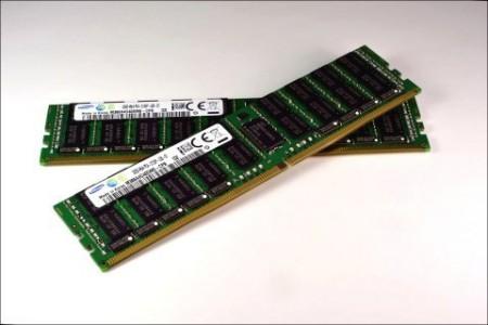 Samsung начала выпуск памяти DDR4