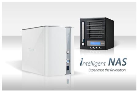 Thecus представил сетевые накопители под управлением Intel Atom CE5315
