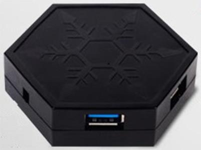 SilverStone EP01   USB хаб с магнитным креплением