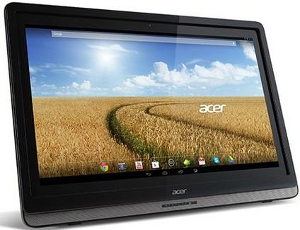 Acer DA241HL и Aspire U5 610   моноблоки на Tegra 3 и Intel Core