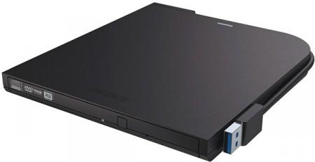 Buffalo DVSM PTS58U3   внешний DVD привод с дополнительным питанием через USB