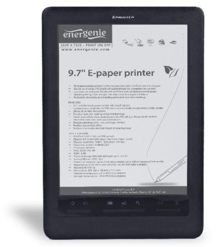 EnerGenie ePP2   принтер без бумаги