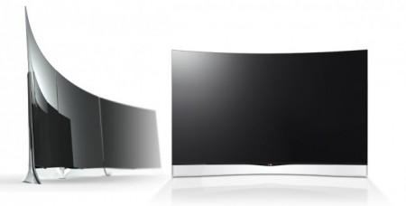 LG начала принимать заказы на изогнутый телевизор