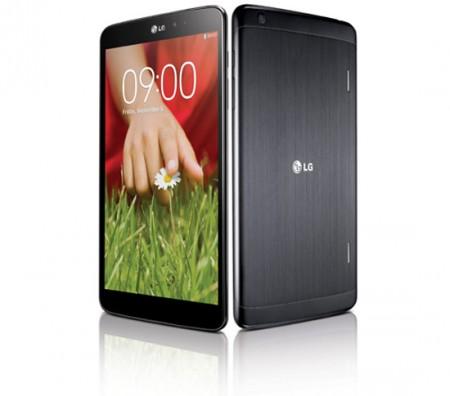 LG Pad 8.3   новый планшет LG на Snapdragon 600