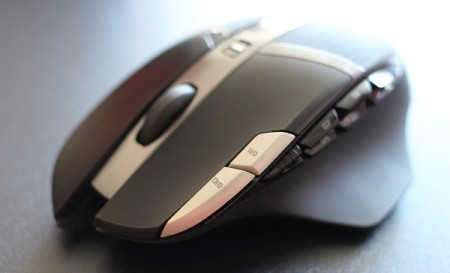 Logitech G602   новая геймерская мышка с 11 ю кнопками