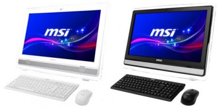 MSI AE220   новый моноблок на ядре AMD Kabini