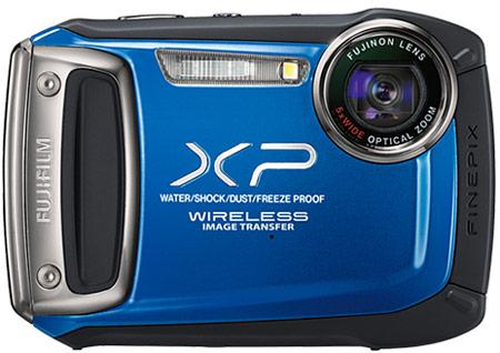 Fujifilm FinePix XP170 способна делать снимки на глубине до 10 метров!