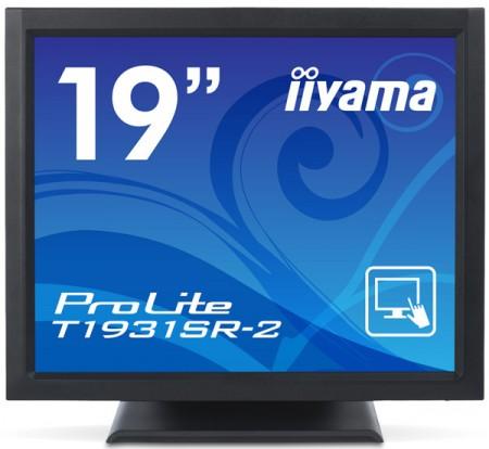 iiyama T1931SR 2   сенсорный монитор для коммерческого использования