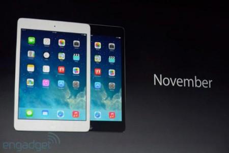 Новый Apple iPad mini с Retina и процессором Apple A7