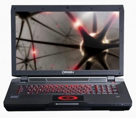 ORIGIN PC EON17 SLX   ноутбук с поддержкой NVIDIA SLI