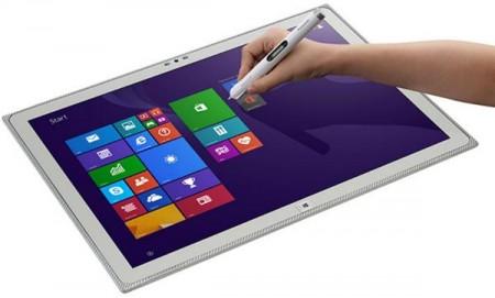 Panasonic Toughpad 4K UT MB5   20 дюймовый планшет с экраном 4K