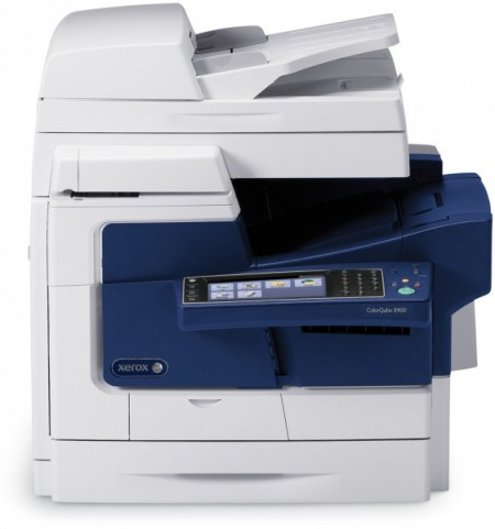 Xerox начал продажи МФУ ColorQube 8900