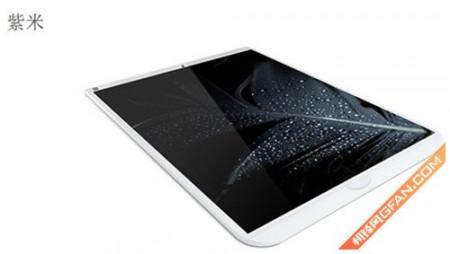 Xiaomi Purple Rice   новый 7 дюймовый планшет на Tegra 3